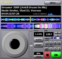 djDecks - Professional DJ Software for mixing Audio and Video